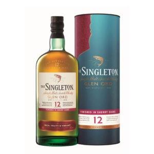 蘇格登12年 單一麥芽威士忌雪莉桶風味