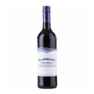 馬克威廉酒莊 霸王卡本內蘇維濃紅酒 Barwang The Wall