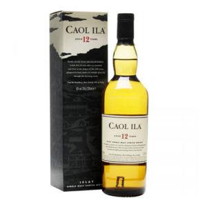 卡爾里拉12年威士忌