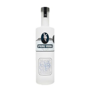 冷泉伏特加 Spring Vodka