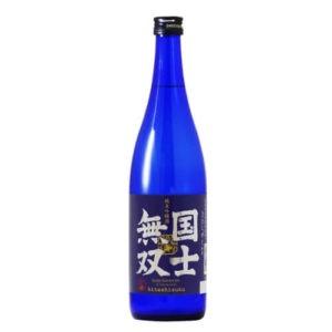 Junmai Ginjo 國士無双 純米吟釀酒