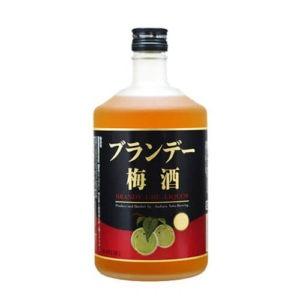 麻原 白蘭地梅酒